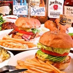 CHANgES Burger チェンジイズバーガーの写真