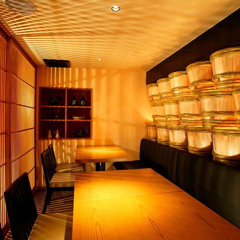 海・山・大地の美味!九州の美味しいものが勢揃い♪焼酎の品ぞろえも豊富