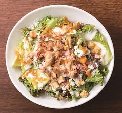 オーガニック野菜のシーザーサラダ オーガニックキャロットのドレッシング&スーパーBIOフードきく芋入り