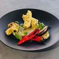 料理メニュー写真炭焼き野菜4種のバーニャカウダ 白味噌のアクセント