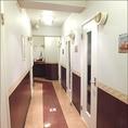いろいろなタイプのお部屋があります。
