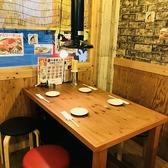 和牛 ホルモン 焼肉 こたつ 東加古川店の雰囲気2