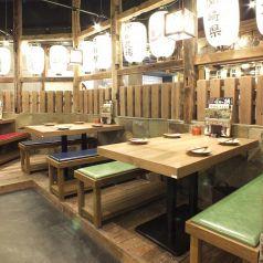 ふらっと立ち寄って、仕事帰りの一杯を楽しんで!会社帰りに気の合う仲間と宮崎郷土料理をご堪能頂けます☆
