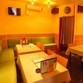 インド料理 ジャスミンホットの雰囲気2