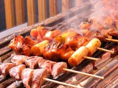 鍋炭鶏菜 鶏乃門の写真