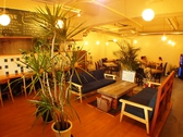 GARDEN cafe&bar 宮崎のグルメ
