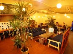 GARDEN cafe&barの店舗写真