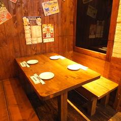 テーブル席★