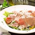 料理メニュー写真南州ポークのローストサラダ
