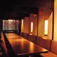 【松戸×宴会】22名様までOKの大型個室ございます。