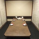 写真は4名様完全個室★何名様でも完全個室へご案内★
