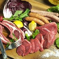 臭みのない国産ラム肉を使用