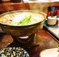 料理メニュー写真まつばら鍋