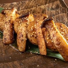 エリンギ山芋醤油焼き