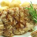 料理メニュー写真豚ロース肉のシュバイネブラーテン