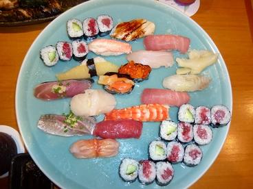 すし仙のおすすめ料理1