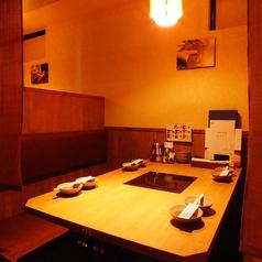 少人数さまのご宴会にもおすすめ!ゆったりお寛ぎ頂けます。大阪ミナミ心斎橋エリアでの歓迎会・送別会・二次会などの各種ご宴会は、食べ放題飲み放題プラン充実のしゃぶしゃぶ温野菜におまかせください!