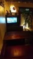 店内に入って奥にあるソファー席!!プレイステーションでゲームを楽しむもDVDを見るもあなた次第!
