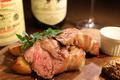 料理メニュー写真30日間発酵熟成 国産愛豚のグリエ 150g