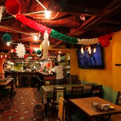 琉球メキシカンレストラン BORRACHOS ボラーチョスの雰囲気1