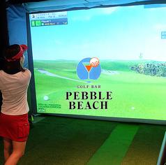 ゴルフバー ペブルビーチ PebbleBeachの写真