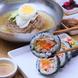 エビマヨ巻き(ハーフ)+冷麺(ハーフ)