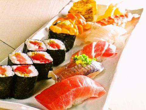 昔ながらの江戸前寿司を食べたいならココへ!食べたい寿司を握ってもらおう。