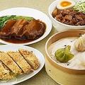 料理メニュー写真角煮 台湾風味付けアジアンスパイスのとろとろの豚肉