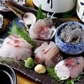 料理メニュー写真平塚地魚の刺身盛り合わせ
