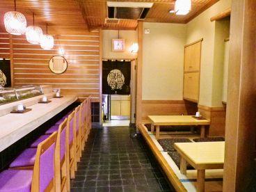 むらさき寿司の雰囲気1