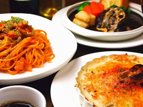 レストランゆり 中川店