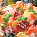 料理メニュー写真鹿児島産!市場直送!刺し盛り!!大漁盛り
