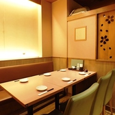 【会社帰りに☆】気軽に飲めるテーブル席が充実しています!