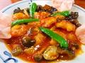 料理メニュー写真エビのチリソース L