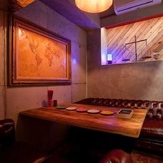 2~6名までOKの完全個室!VIPなソファー席は早い者勝ち!人気席の為、早めにご予約ください★