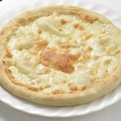 『北海道産チーズ』5種のチーズピザ(はちみつ添え)