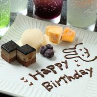 【誕生日や歓送迎会にもぴったり◎】記念日クーポン♪