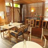 ビオ オジヤン カフェの雰囲気2