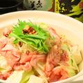 料理メニュー写真期間限定!鶏セセリ鍋食べ放題!!!
