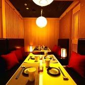 美の邸 vino-tei 銀座並木通り店の雰囲気3