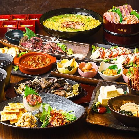 個室完備!ご宴会60名様まで可能!地鶏とおばんざいを厳選された日本酒と共に。