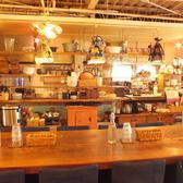 ビオ オジヤン カフェの雰囲気3