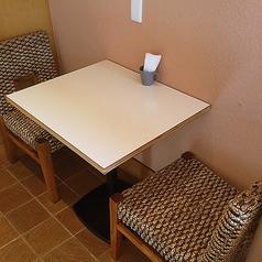 2名テーブル席♪