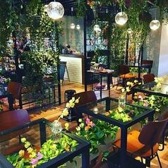 スイートブロッサムカフェ Sweet blossom cafeの雰囲気1