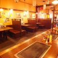 花たぬき 京都駅前店の雰囲気1