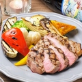 料理メニュー写真本日のお肉