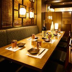 ほくほく 札幌すすきの店の雰囲気1