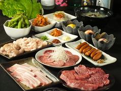 闇市肉酒場 川崎店のコース写真