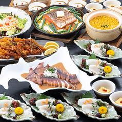北海道の幸と地酒 札幌弥助 天王寺店のコース写真