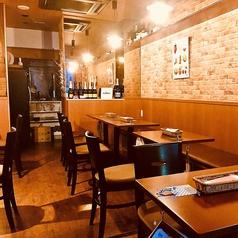 肉&チーズ&ワイン 神保町ビストロ Fleurie フル―リーの雰囲気1